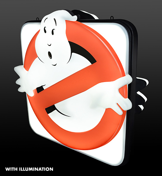 Ghostbusters Sign 004