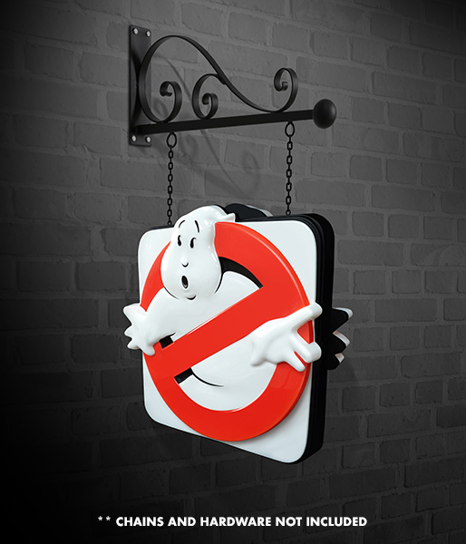 Ghostbusters Sign 006