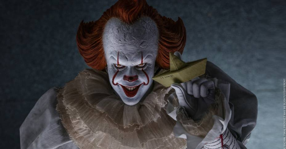 Hot Toys Pennywise 002
