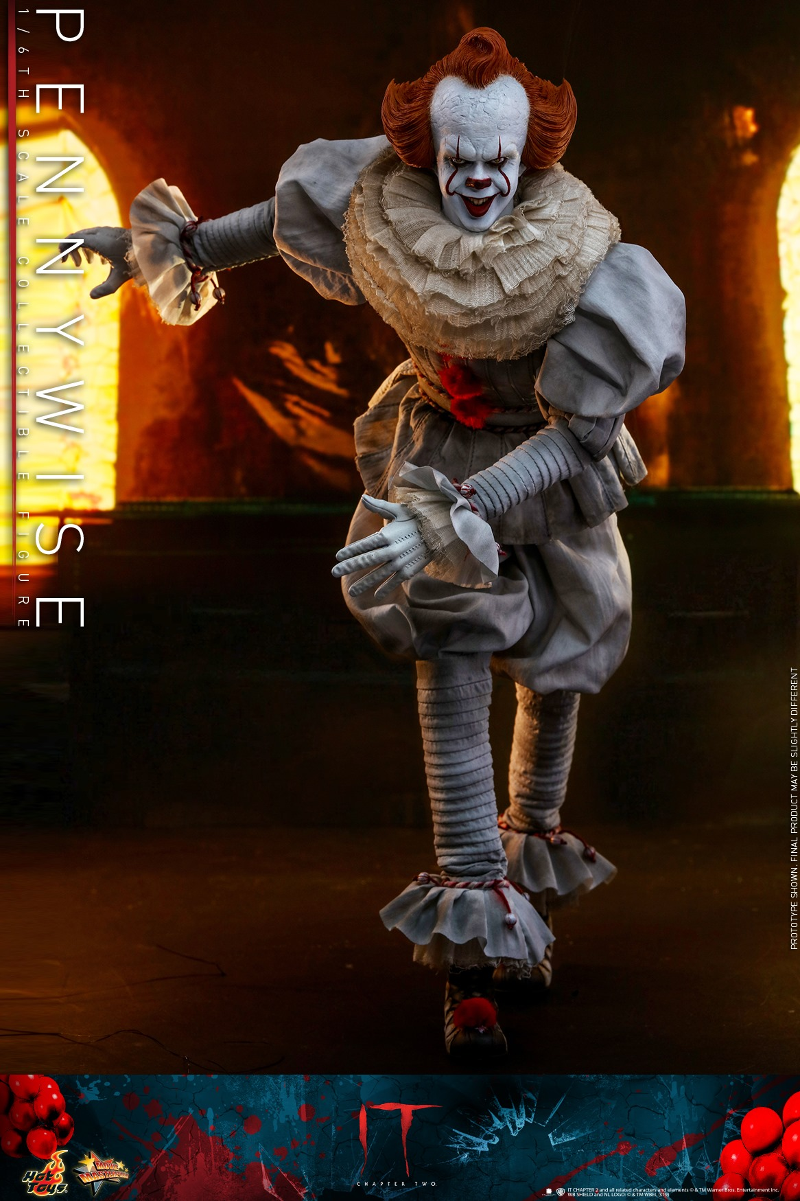 The most effective Article You'll Ever Read about Toys Hot-Toys-Pennywise-005