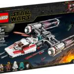 LEGO Resistance Y Wing Starfighter 001