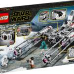 LEGO Resistance Y Wing Starfighter 002