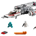 LEGO Resistance Y Wing Starfighter 003