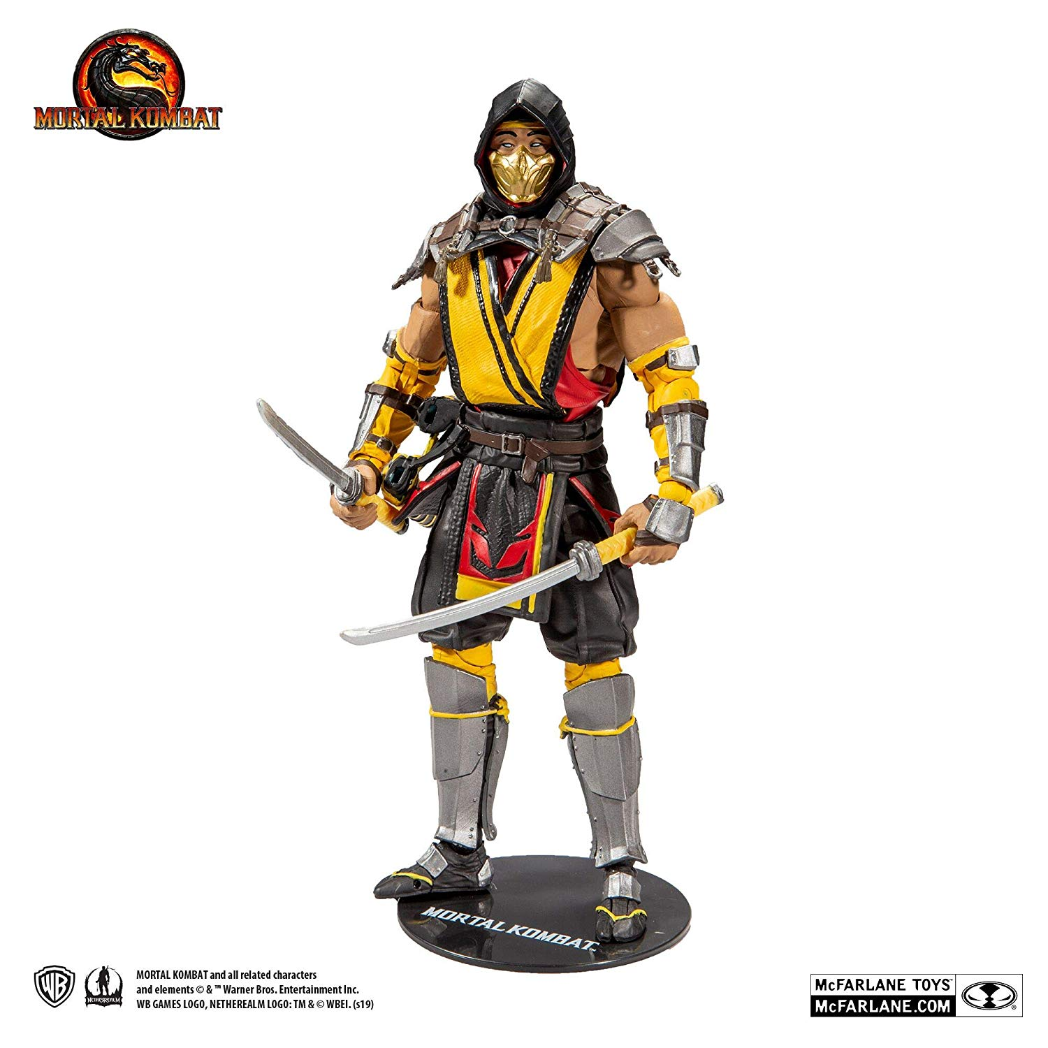 Official Photos Of The Mortal Kombat 11 Scorpion By Mcfarlane Toys