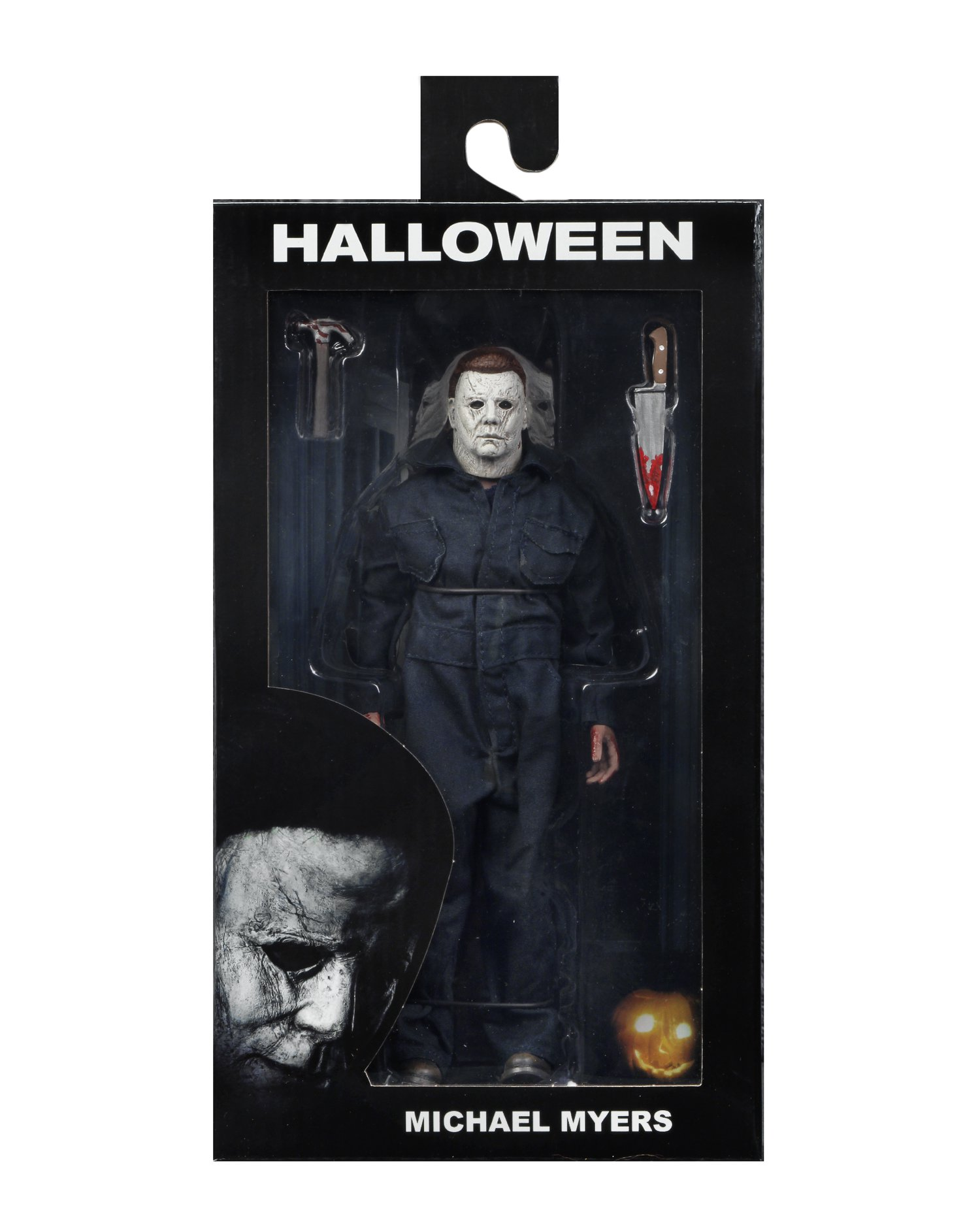 Michael Myers 8 Inch Figure Packaging 001