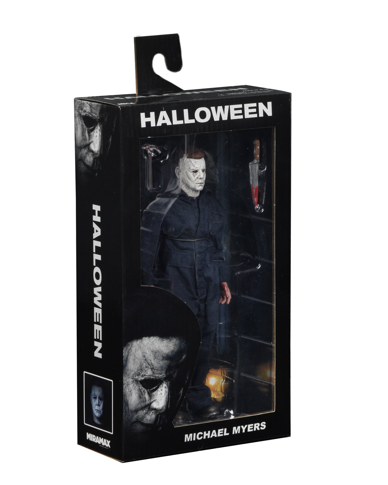 Michael Myers 8 Inch Figure Packaging 002