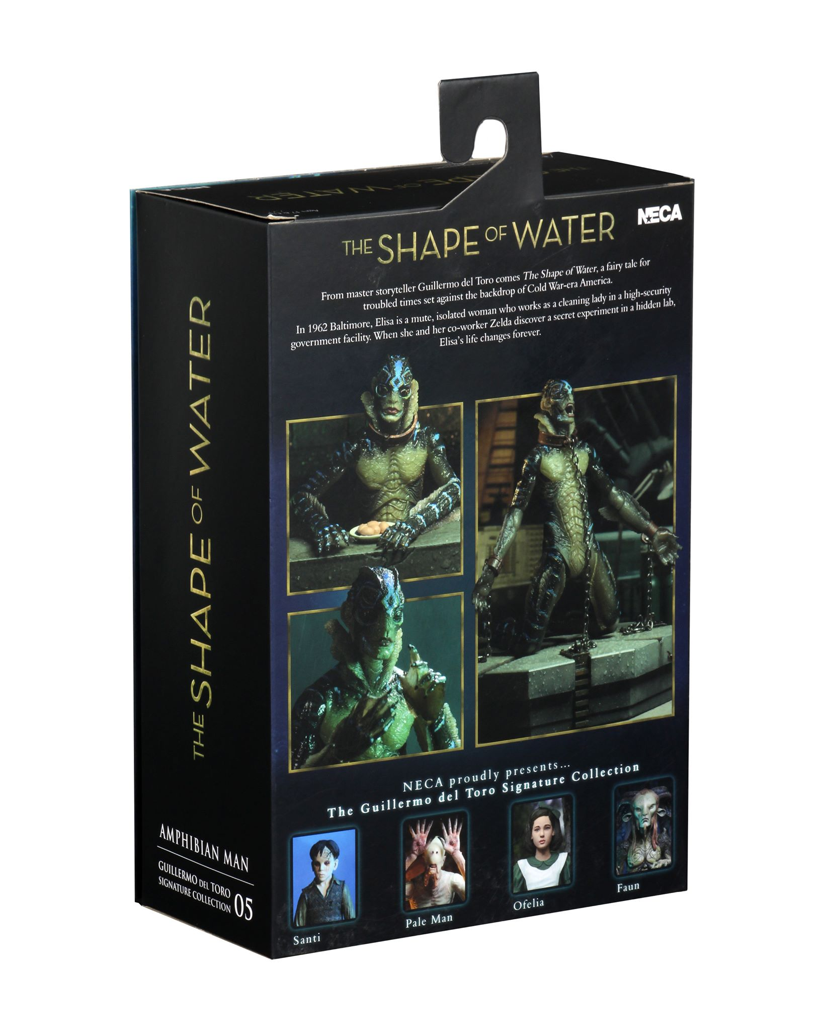 NECA Shape of Water Released 003