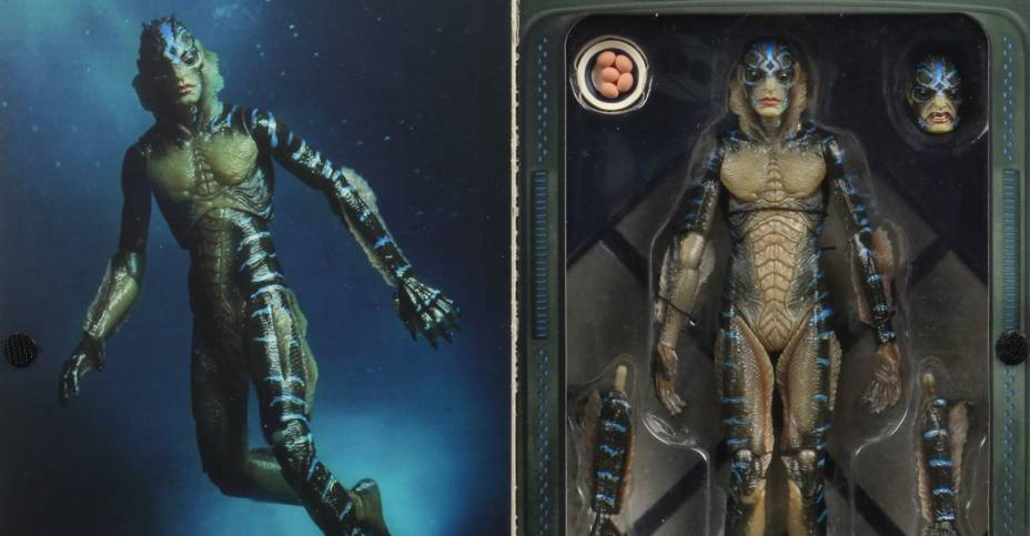 NECA Shape of Water Released 004