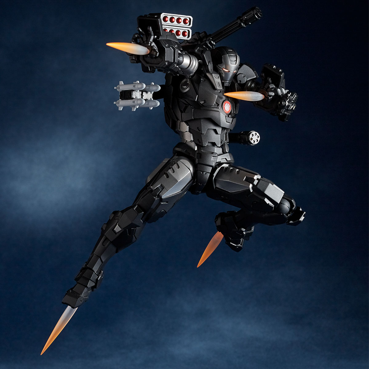 Revoltech War Machine Figure 013