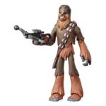 STAR WARS GALAXY OF ADVENTURES 5 INCH Figure Assortment Chewbacca oop 3