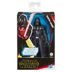 STAR WARS GALAXY OF ADVENTURES 5 INCH Figure Assortment Darth Vader in pck