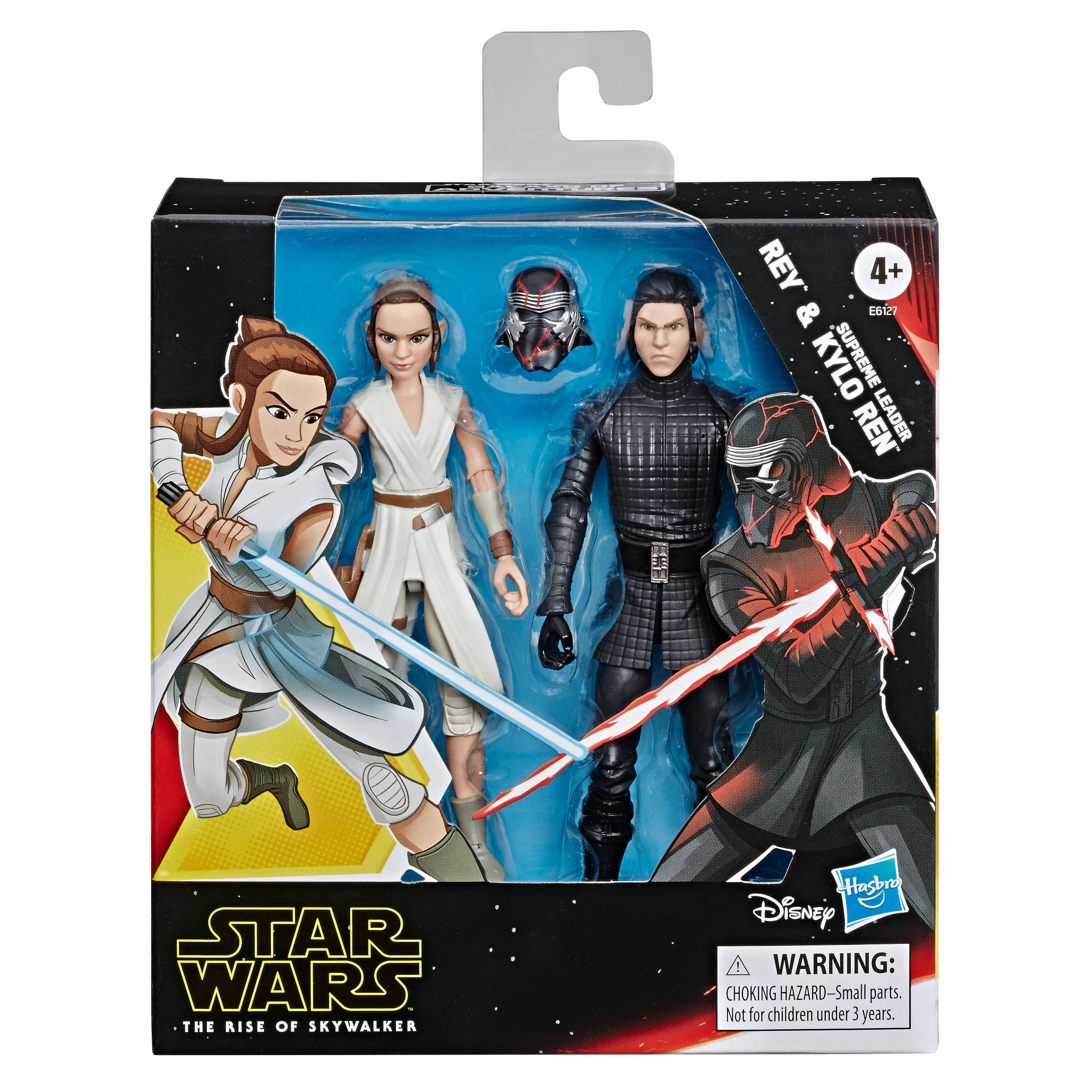 New Hasbro Star Wars Galaxy Of Adventures Reveals For Triple Force Friday The Toyark News