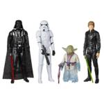 STAR WARS HERO SERIES THRONE ROOM DUEL 4 PACK oop