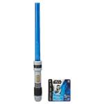 STAR WARS LEVEL 1 EXTENDABLE LIGHTSABER Assortment BLUE oop 2