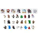 STAR WARS MICRO FORCE ADVENT CALENDAR oop