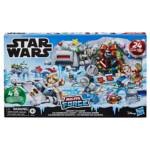 STAR WARS MICRO FORCE ADVENT CALENDAR pckging