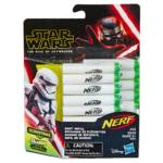 STAR WARS NERF ELITE GLOWSTRIKE DART REFILL in pck