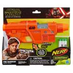 STAR WARS NERF POE DAMERON BLASTER in pck