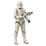 STAR WARS THE BLACK SERIES 6 INCH FIRST ORDER JET TROOPER CARBONIZED COLLECTION Figure oop