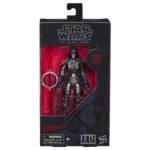 STAR WARS THE BLACK SERIES 6 INCH SECOND SISTER INQUISITOR CARBONIZED COLLECTION Figure in pck