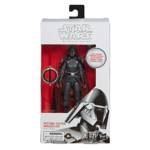 STAR WARS THE BLACK SERIES 6 INCH SECOND SISTER INQUISITOR Figure First Edition pckging