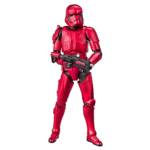 STAR WARS THE BLACK SERIES 6 INCH SITH TROOPER CARBONIZED COLLECTION Figure oop