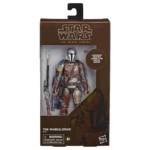 STAR WARS THE BLACK SERIES 6 INCH THE MANDALORIAN CARBONIZED COLLECTION Figure in pck