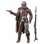 STAR WARS THE BLACK SERIES 6 INCH THE MANDALORIAN CARBONIZED COLLECTION Figure oop