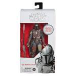 STAR WARS THE BLACK SERIES 6 INCH THE MANDALORIAN Figure First Edition pckging