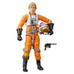 STAR WARS THE VINTAGE COLLECTION 3.75 INCH Figure Assortment LUKE SKYWALKER X WING PILOT oop
