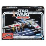 STAR WARS THE VINTAGE COLLECTION LUKE SKYWALKER'S X WING FIGHTER Vehicle in pck