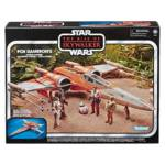 STAR WARS THE VINTAGE COLLECTION POE DAMERON'S X WING FIGHTER Vehicle in pck