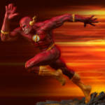 Sideshow Flash Statue 001