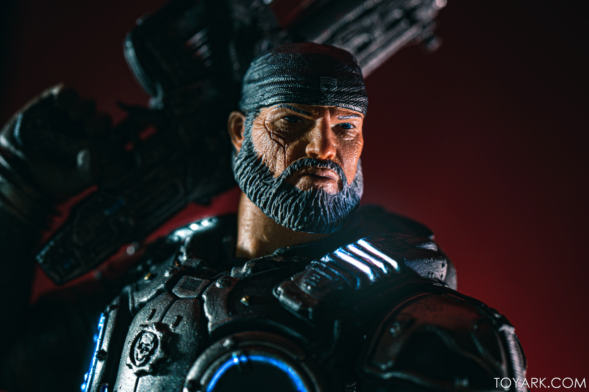 Gears 5 Marcus Fenix Storm Collectibles In Hand Review The