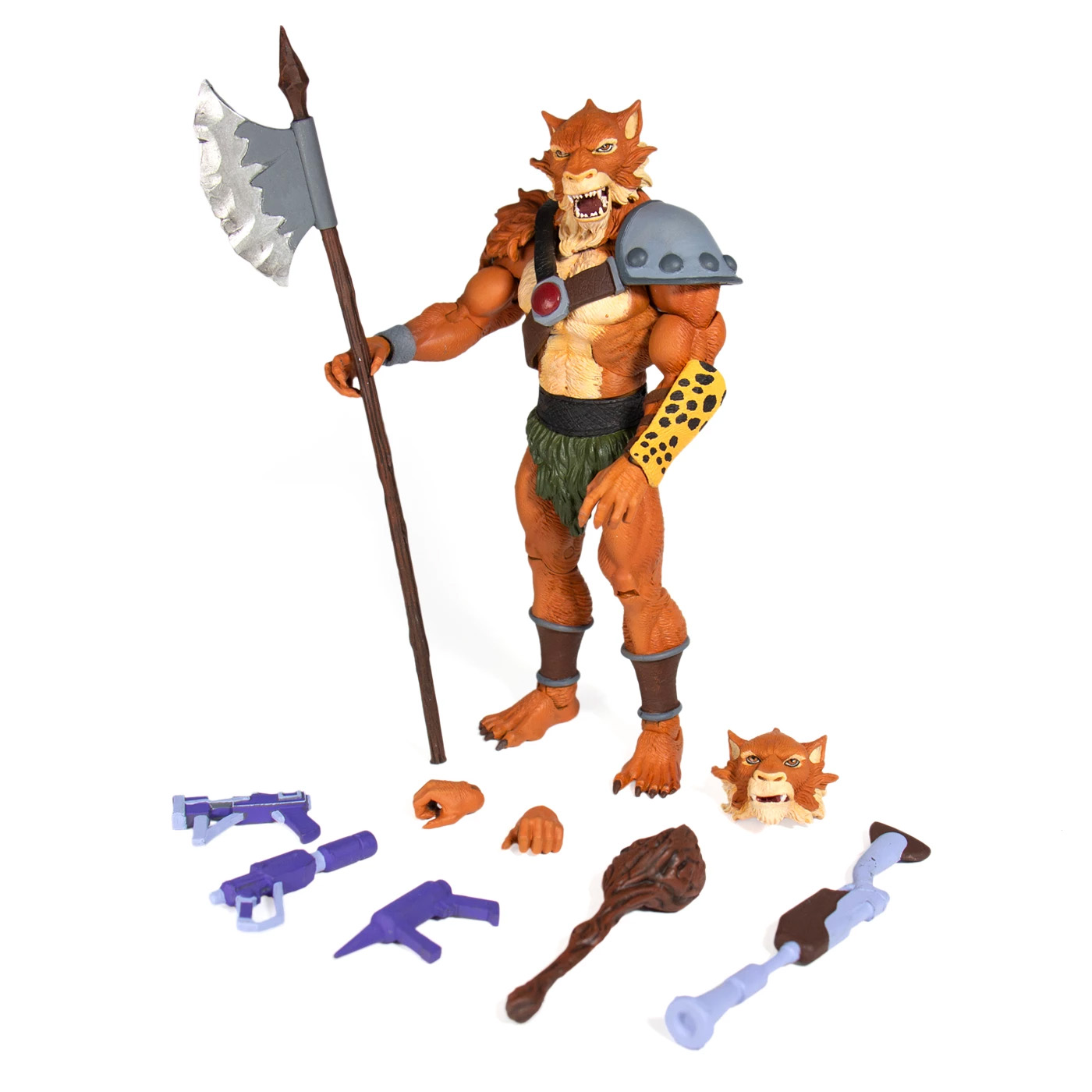 Super7 Thundercats Ultimates Jackalman