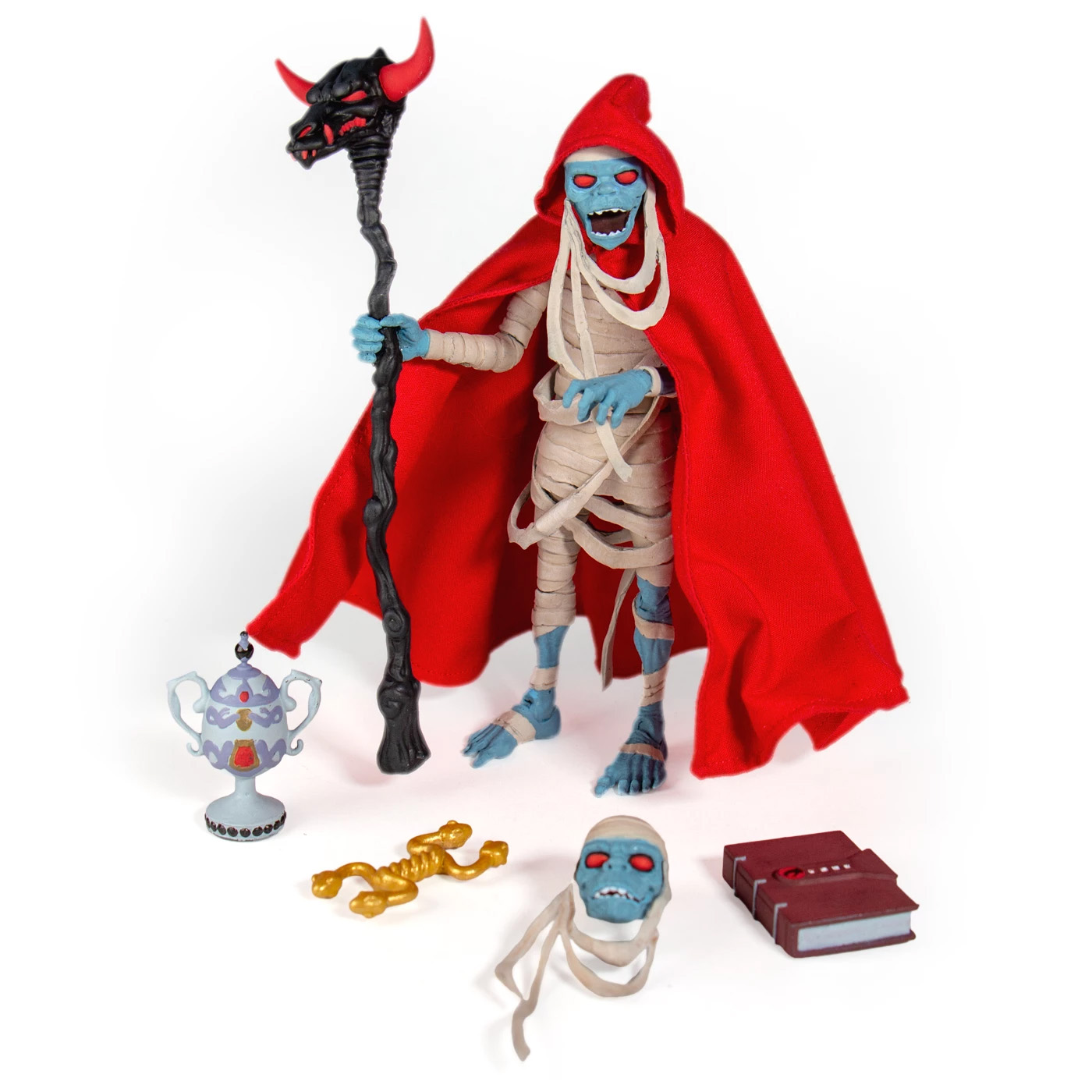 Super7 Thundercats Ultimates Mumm Ra