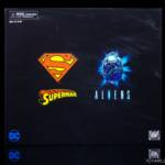 Superman vs Alien Set 001