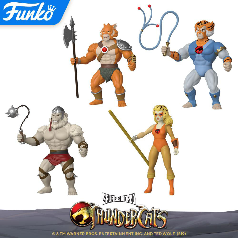 Thundercats Savage World Wave 2