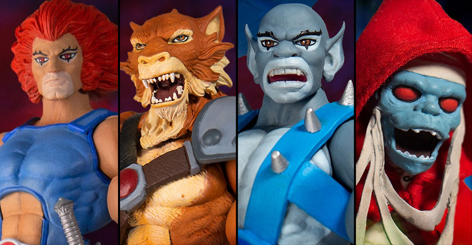 Thundercats Ultimates Wave 1