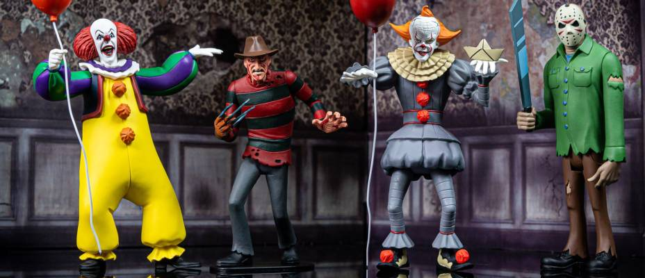 NECA Toony Terrors Wave 1 - Toyark Photo Shoot