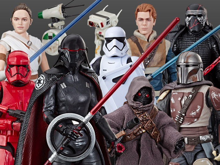 BBTS Triple Force Friday Black Series