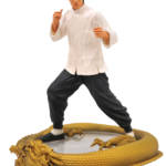 BRUCE LEE PREMIER COLLECTION 80TH ANNIVERSARY STATUE 1