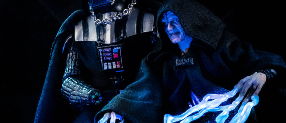 Star Wars Black Series Emperor Palpatine with Throne Exclusive Gallery
