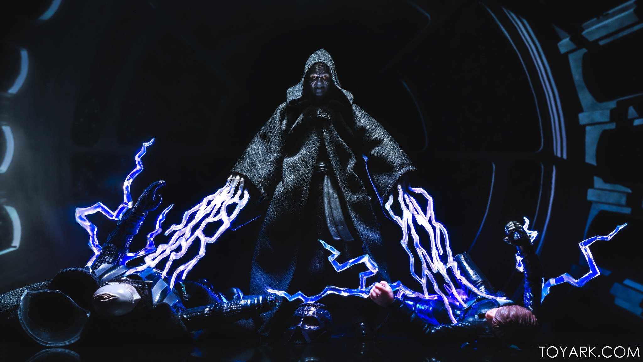 Black Series Palpatine Throne 43