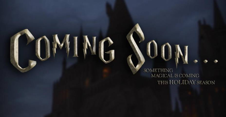 Chronicle Harry Potter Teaser