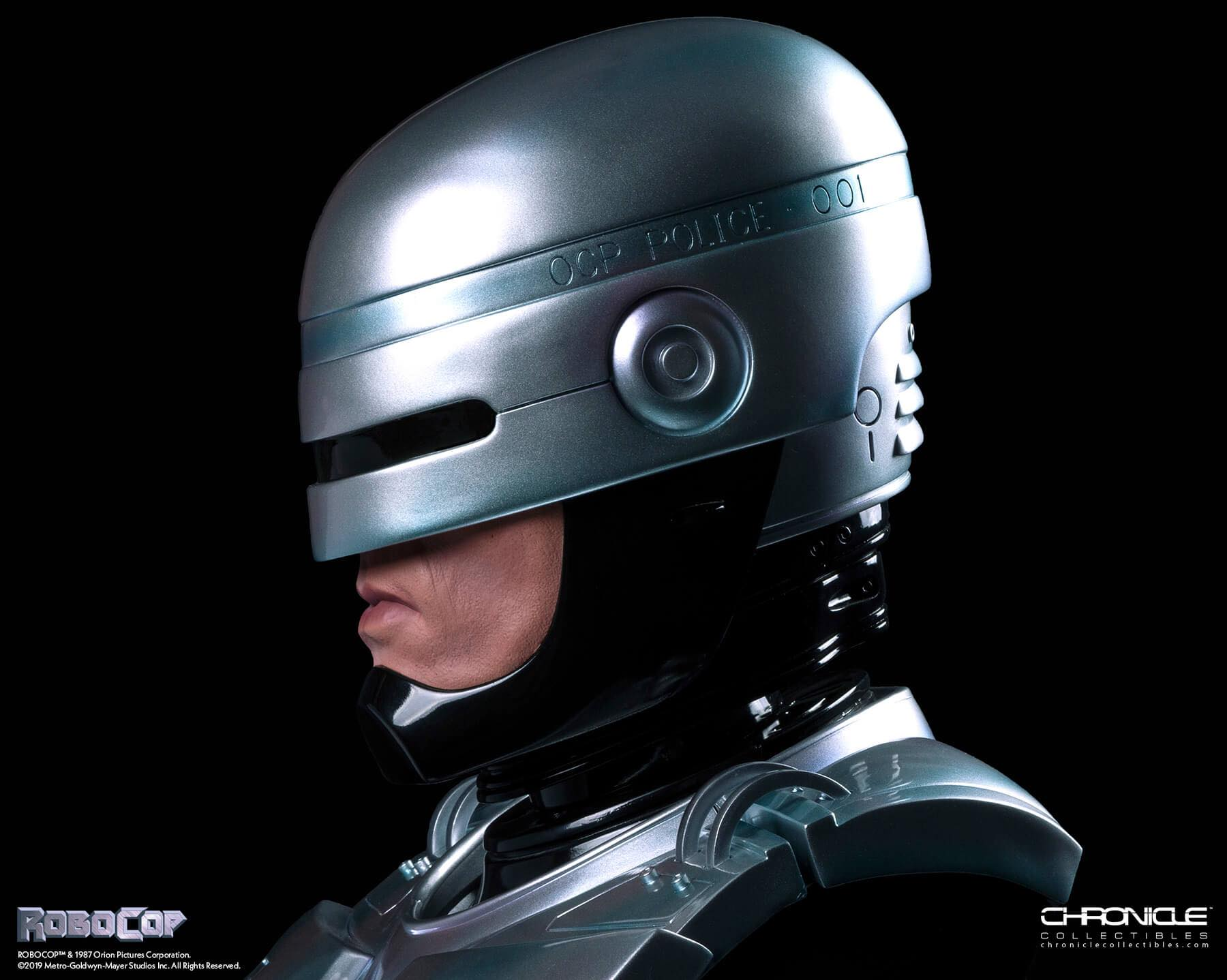 Chronicle Robocop Life Size Bust Update 002