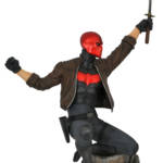 DC GALLERY COMIC RED HOOD PVC STATUE 2