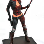 DC GALLERY INJUSTICE 2 HARLEY QUINN PVC STATUE 2