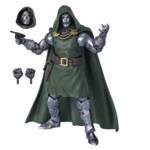 HASBRO MARVEL LEGENDS SERIES 6 INCH DOCTOR DOOM oop