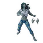 HASBRO MARVEL LEGENDS SERIES 6 INCH SHE HULK oop